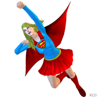 Supergirl (Z-9623) by MrUncleBingo