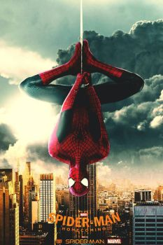 Spiderman Homecoming. by s8graphics