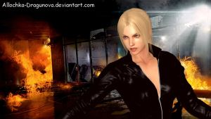 Nina Williams by Allochka-Dragunova