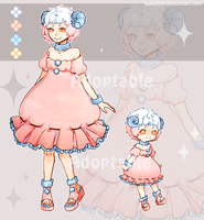 Adoptable auction#1 [open] by kukufish