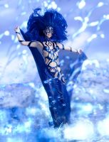 Blue Goddess by jepegraphics