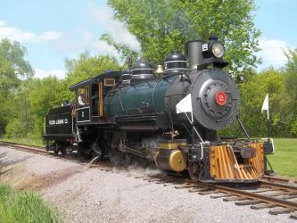 Saginaw Timber Number 2 Test Run by PRR8157