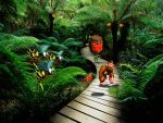 Donkey Kong Country New Jungle by KillingRaptor
