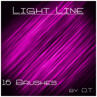 Light Lines Brushes by DirgeTaxidermy