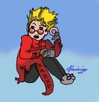Vash the Stampede by OpalAuthor13