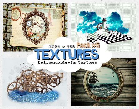 Textures Pack #5 by Bellacrix