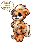 cookie by Pingwinowa