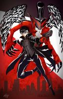 Joker and Arsene by DevilsAlly