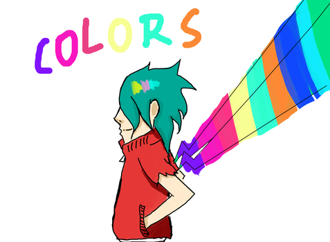 Colors by kemendalv