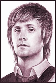 Dominic Howard sketch by Cataclysm-X