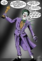 The Oscar winning Joker - Remembering Heath Ledger by mrinal-rai