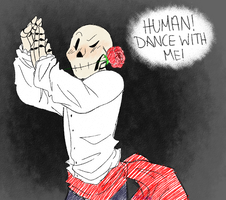 Human! Dance With Me! by ShySiesta