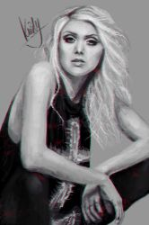 Taylor Momsen by HorvathKristy