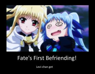 Fate's First Befriending by neogoki