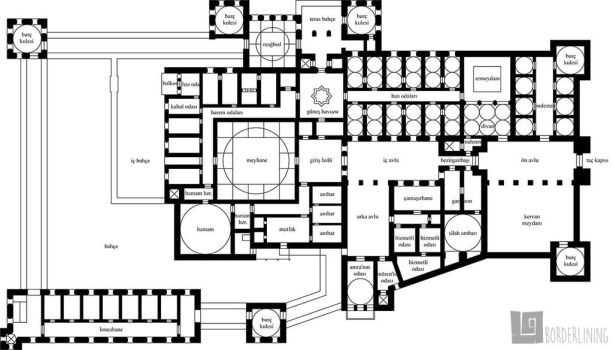 Fantasy - Building Floor Plans favourites by GreyIC on DeviantArt