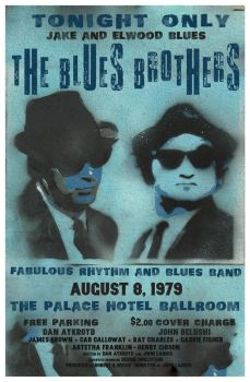 The Blues Brothers by KeylessEntry