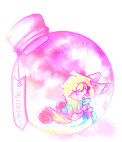 Cristal Jar by SnowflakeWonder