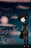 Happy B-Day Frank Iero by Coffee-Way
