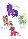 Adopts set 2 by TheChubsterWolfie