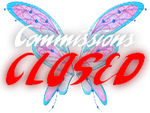 Winx Club Stamps | Commissions CLOSED by OscariaDarksix