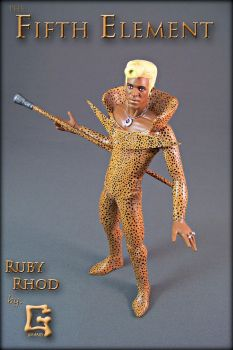 Ruby Rhod by G-Brand