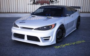 Nissan Silvia S16 Concept 2 by Storm909