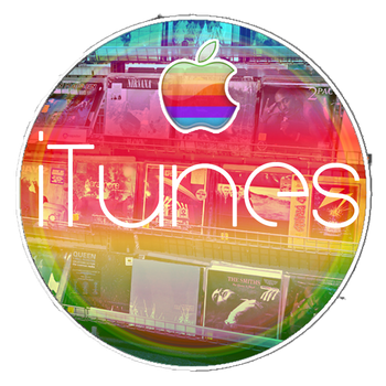 iTunes Icons! Colorful! by bhellstrom