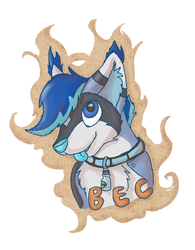 Bec Conbadge by Took-Southpaw