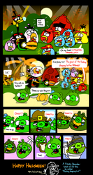 Riverkpocc   The Birds The Pigs And A Floating Shopping List By Angrybirdsstuff