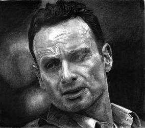 Andrew Lincoln by arwenpandora