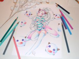 Poro Queen Syndra by Lighane