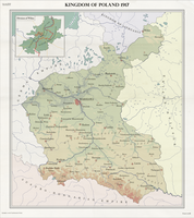 Kingdom of Poland 1917 by zalezsky
