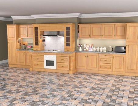 Cooker wall (WIP) by john-reilly
