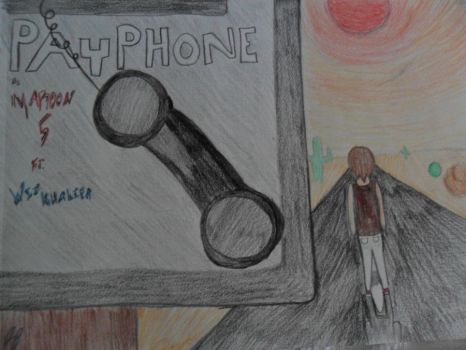 Payphone by mistbornfan101