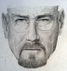 Walter White by charlie733