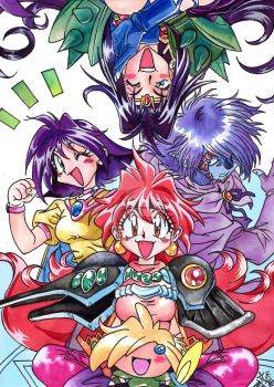 Slayers by Cat009