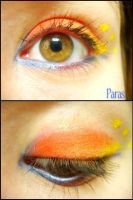 Pokemon Makeup: Paras