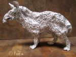 Foil tapir by Reptangle