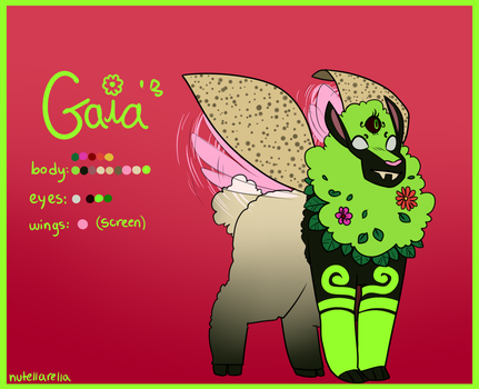 Gaia Chapter 8 Reference by nutellarella