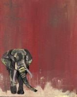 Elephant. by JACKSworm