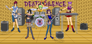 DeathSilence_band by Verdy-K