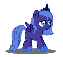 Filly Luna by Autumn-Dreamscape