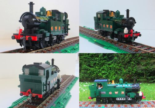 GWR 1442 by ScotNick