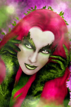Poison Ivy by GronHatchat