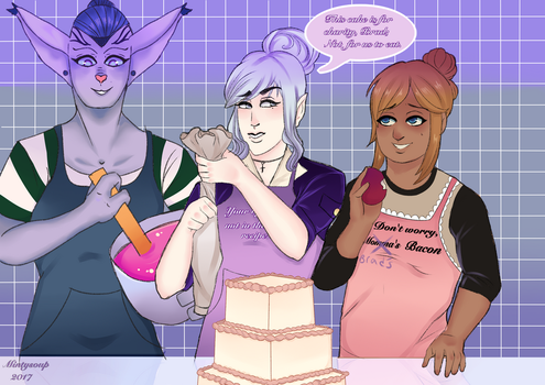 OCT: Baking by mintysoup