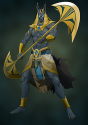 Anubis by OfficalROTP