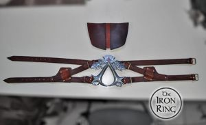 Assassin's Creed II belt by Arenaldiel