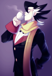 PKMN: Spot of Tea by BechnoKid
