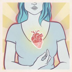 Heart by MelissaLShaw
