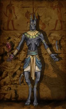 CDC JUNE Anubis by Popuche